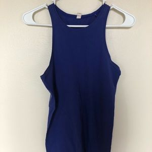 Women's Under Armour High Neck Tank Size S